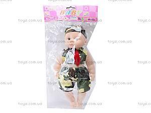 Пупс игрушечный детский, 8812, игрушки