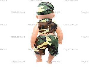 Пупс игрушечный детский, 8812, детские игрушки