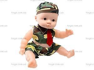 Пупс игрушечный детский, 8812, магазин игрушек