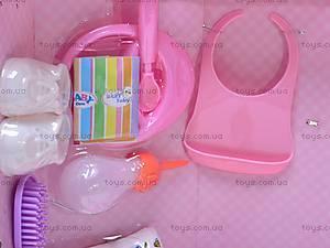 Пупс интерактивный детский «Лялечка», 30667-4, отзывы