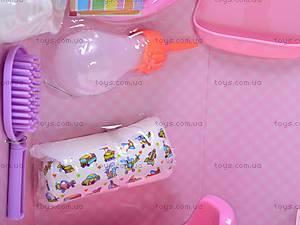 Пупс интерактивный детский «Лялечка», 30667-4, игрушки