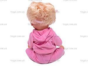 Пупс интерактивный «Лялечка», 30667, игрушки