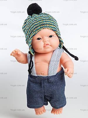 Кукла-мальчик «Азиат Лукас», 01231