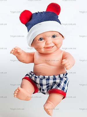 Пупс-мальчик «Европеец Грег», 01230