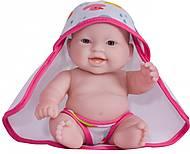 Пупс Молли з розовым полотенцем, JC16822-3, купить