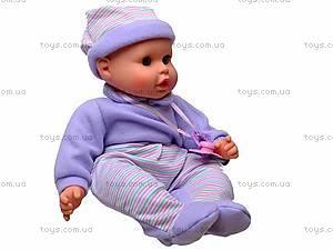 Пупс «Моя малышка», интерактивный, 5230