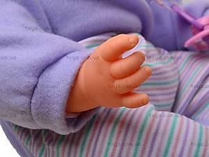 Пупс «Моя малышка», интерактивный, 5230, игрушки