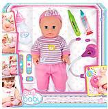 Пупс «Плей Беби» с набором врача, 32004, детские игрушки
