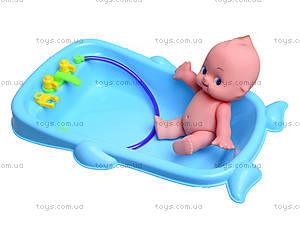 Детская игрушка «Пупс в ванной», 669-228A, фото