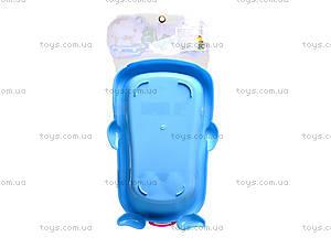 Маленький пупс в ванночке, 669-226B1, фото