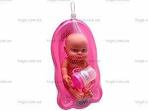 Пупсик игрушечный в ванной, 819AB, купить