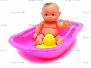 Пупсик в ванной, 12580-6A