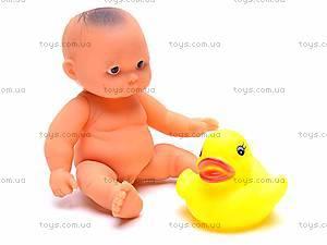Пупсик в ванной, 12580-6A, детские игрушки