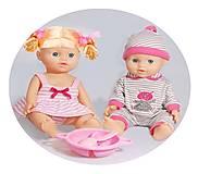 Пупсы-близнецы с аксессуарами, 12559