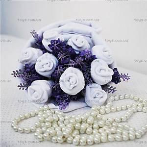 Букет из носочков Purple lavender, BT04, фото