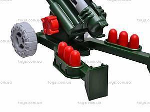 Пушка пневматическая для детей, С-33-Ф, игрушки