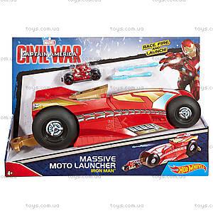 Пускатель для мотоцикла Marvel Hot Wheels, DMX70