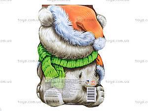 Озорной Новый Год «Белый медведь», М15604Р, фото