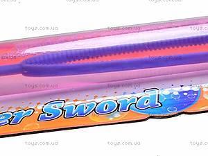 Пузыри мыльные «Световой меч», 10068B, игрушки