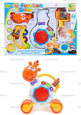 Пианино для детей «Жираф», BB369