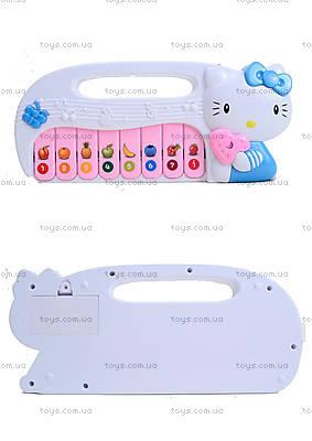 Маленькое пианино «Hello Kitty», ZZ1404