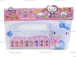 Маленькое пианино «Hello Kitty», ZZ1404, отзывы