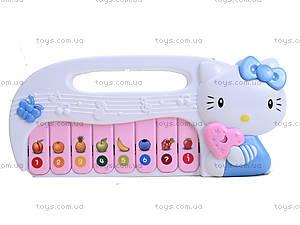 Маленькое пианино «Hello Kitty», ZZ1404, цена