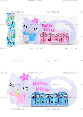 Пианино «Hello Kity» для маленьких любителей кошечки, 9056