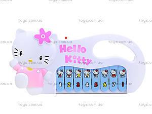 Пианино «Hello Kity» для маленьких любителей кошечки, 9056, отзывы