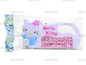 Пианино «Hello Kity» для маленьких любителей кошечки, 9056, цена
