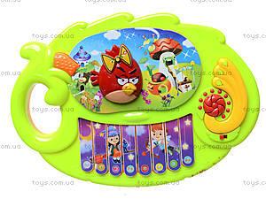 Музыкальное пианино «Птички», 318-9C, цена