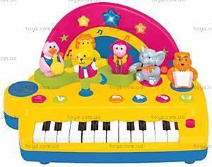 Детское пианино «Оркестр Мишки Тедди», 024828