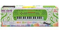Пианино с микрофоном (32 клавиши), HS3270A, отзывы