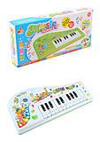 Пианино «Веселый паровоз», 2717A, фото