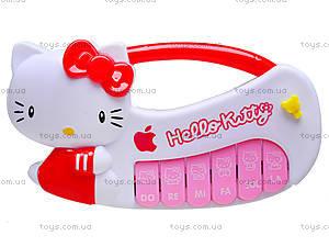Детское пианино Hello Kitty, ZZ1402-1, купить