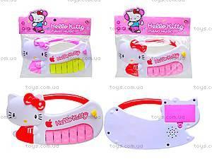 Детское пианино Hello Kitty, ZZ1402-1