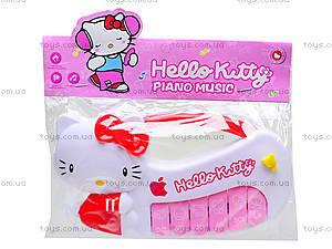 Детское пианино Hello Kitty, ZZ1402-1, цена