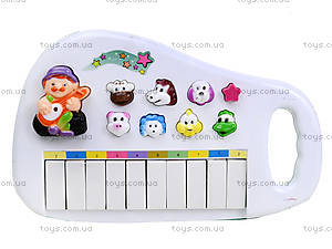 Пианино-звери для первых музыкальных шагов малышей, HK-951-1, купить