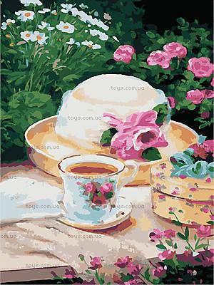 Пикник в саду, картина по номерам, КНО2206