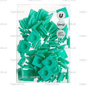 Пиксели Upixel Big, бирюзовые, WY-P001L