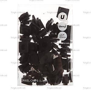 Пиксели Upixel Big, черные, WY-P001U