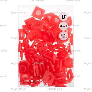 Пиксели Upixel Big, красные, WY-P001A