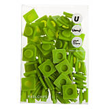 Пиксели Upixel Big, зеленые, WY-P001J, фото