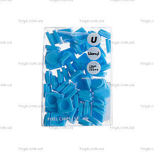 Пиксели Upixel Small, аквамарин, WY-P002N