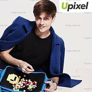 Пиксели Upixel Small, голубые, WY-P002O, купить