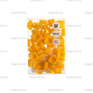 Пиксели Upixel Small, желтые, WY-P002G