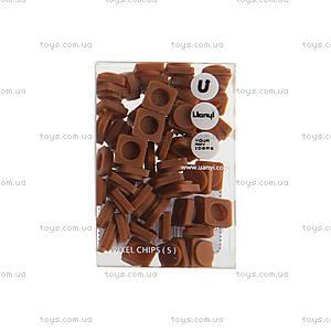 Пиксели Upixel Small, кофейные, WY-P002Q