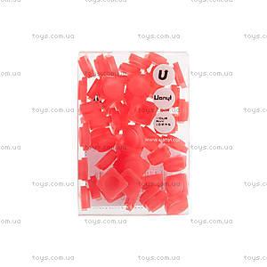 Пиксели Upixel Small, красные, WY-P002A