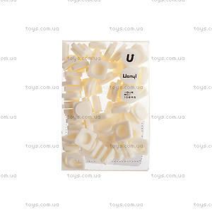 Пиксели Upixel Small, молочные, WY-P002Z