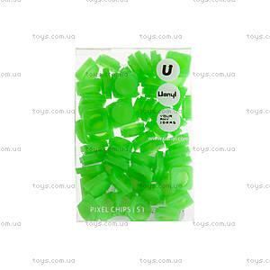 Пиксели Upixel Small, салатовые, WY-P002K